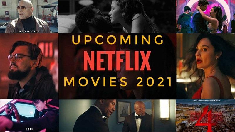 Netflix công bố hơn 70 phim mới sẽ được công chiếu vào năm 2021