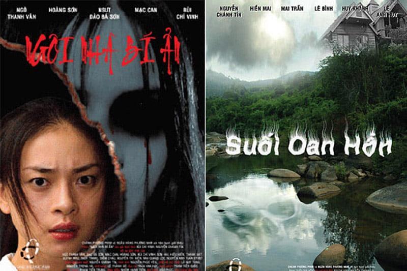 Ngôi nhà bí ẩn - Suối oan hồn (2007)