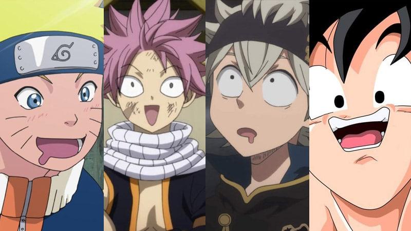 Những nhân vật Anime tối dạ