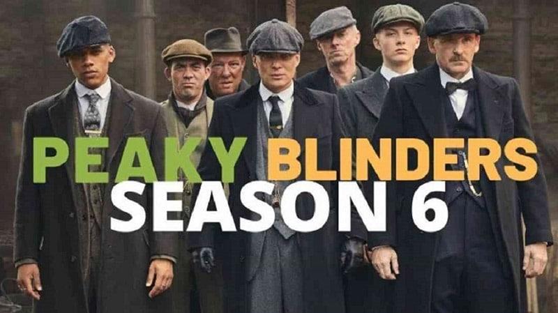 Peaky Blinders mùa 6 dự kiến ra mắt vào cuối năm 2021