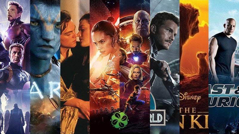 Danh sách 30 bộ phim có doanh thu cao nhất mọi thời đại