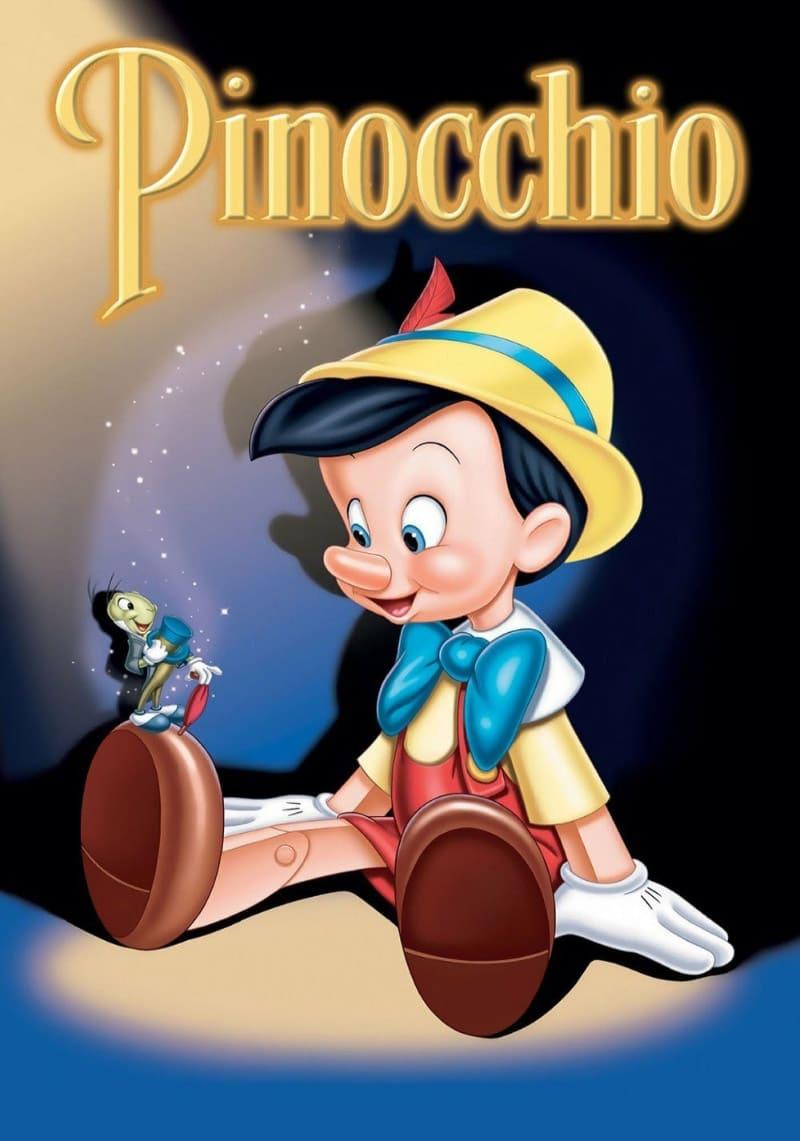 Pinocchio (Chú Bé Người Gỗ)