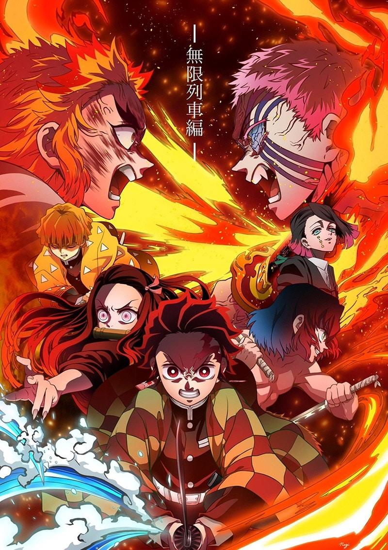 Review Kimetsu no Yaiba: Demon Slayer the movie - Mugen Train