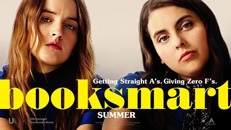 Review Booksmart (2019) - Hai nàng mọt sách