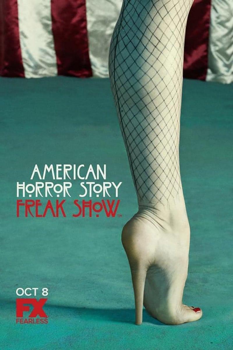 Season 4: Freak Show (2014)