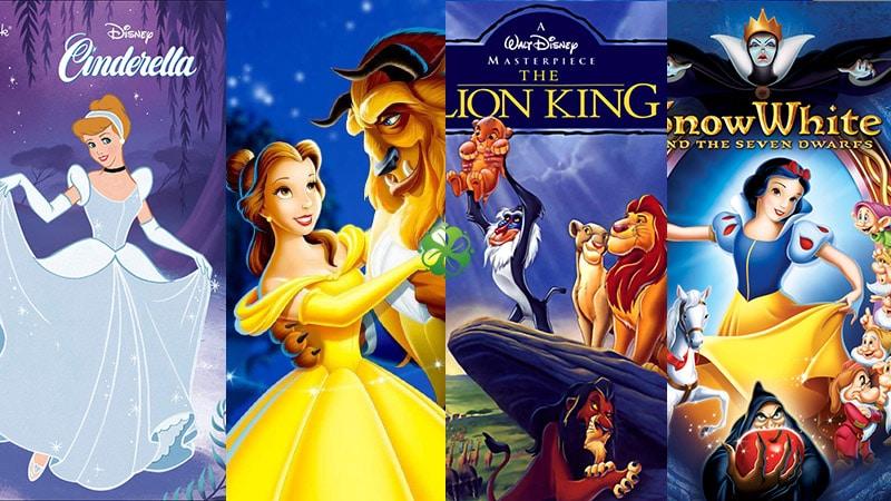 Sự thật rùng mình về những bộ phim hoạt hình cổ tích Disney được yêu thích nhất