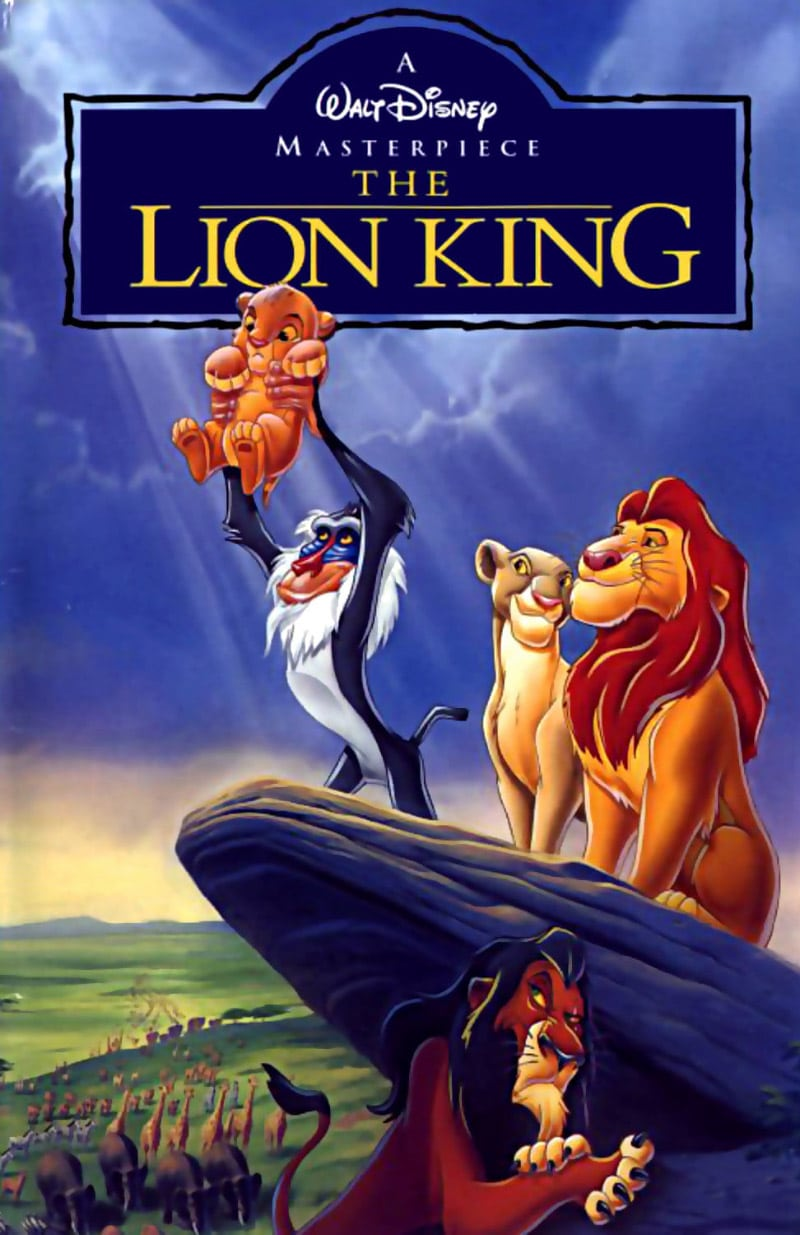 The Lion King (Vua Sư Tử)