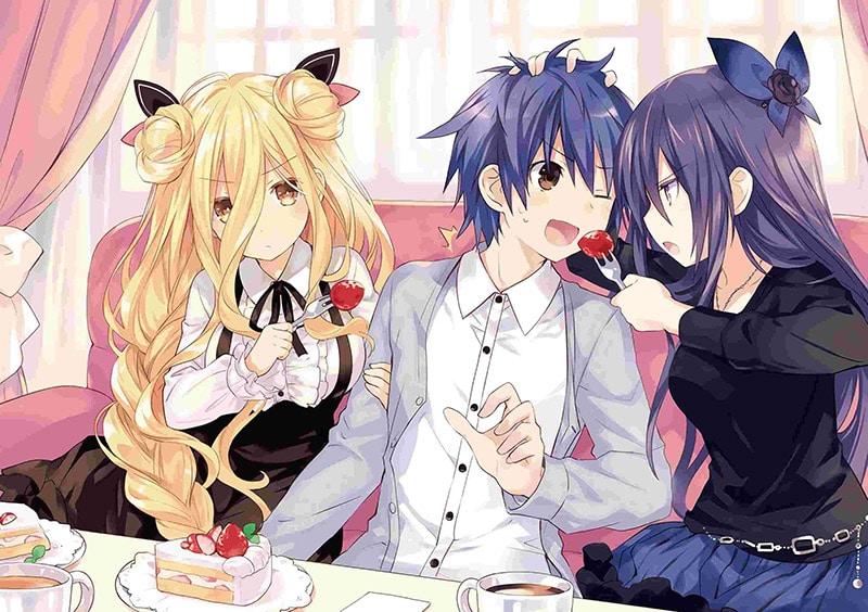 Top 10 Anime thể loại harem hay nhất