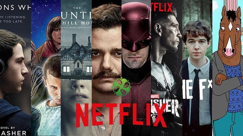 Top 10 bộ phim truyền hình Netflix hay nhất mọi thời đại