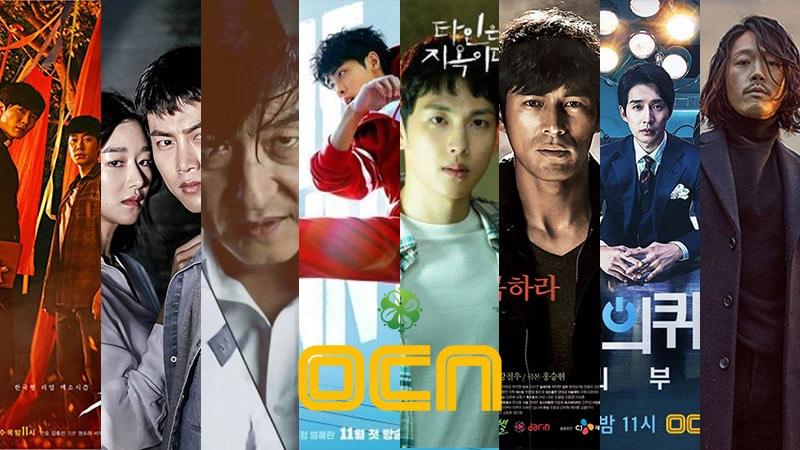 Top 21 phim hay nhất của đài OCN