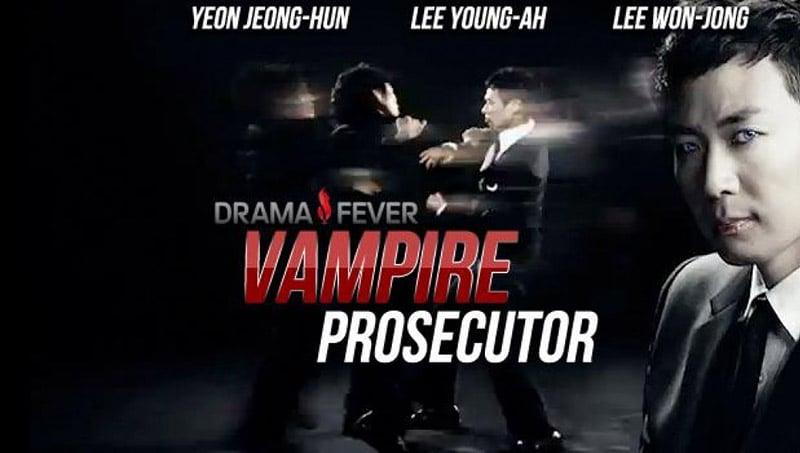 Vampire Prosecutor (Công Tố Viên Ma Cà Rồng)