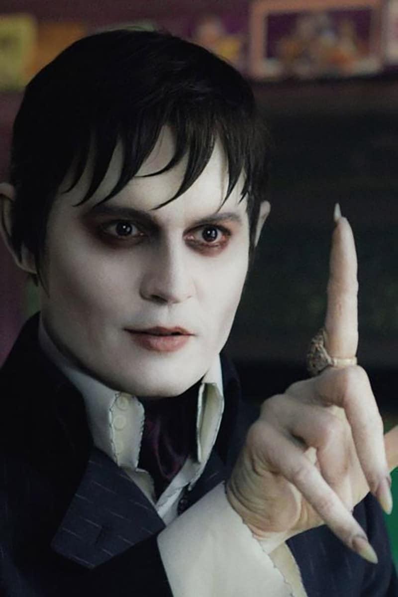 Barnabas Collins (Johnny Depp) - Dark Shadow