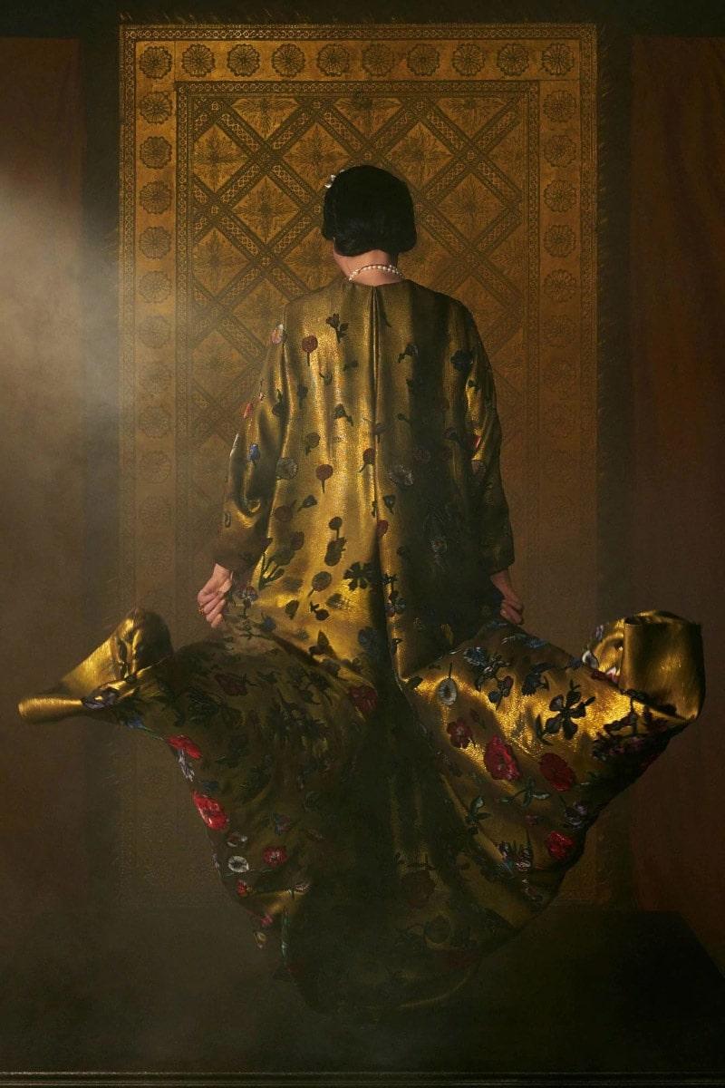 Dior mang thế giới Tarot huyền bí vào BST Haute Couture 2021