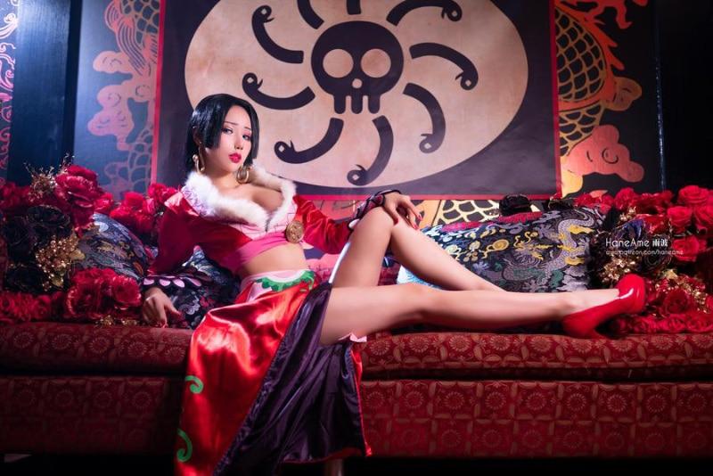 Bộ ảnh cosplay Boa Hancock (One piece)
