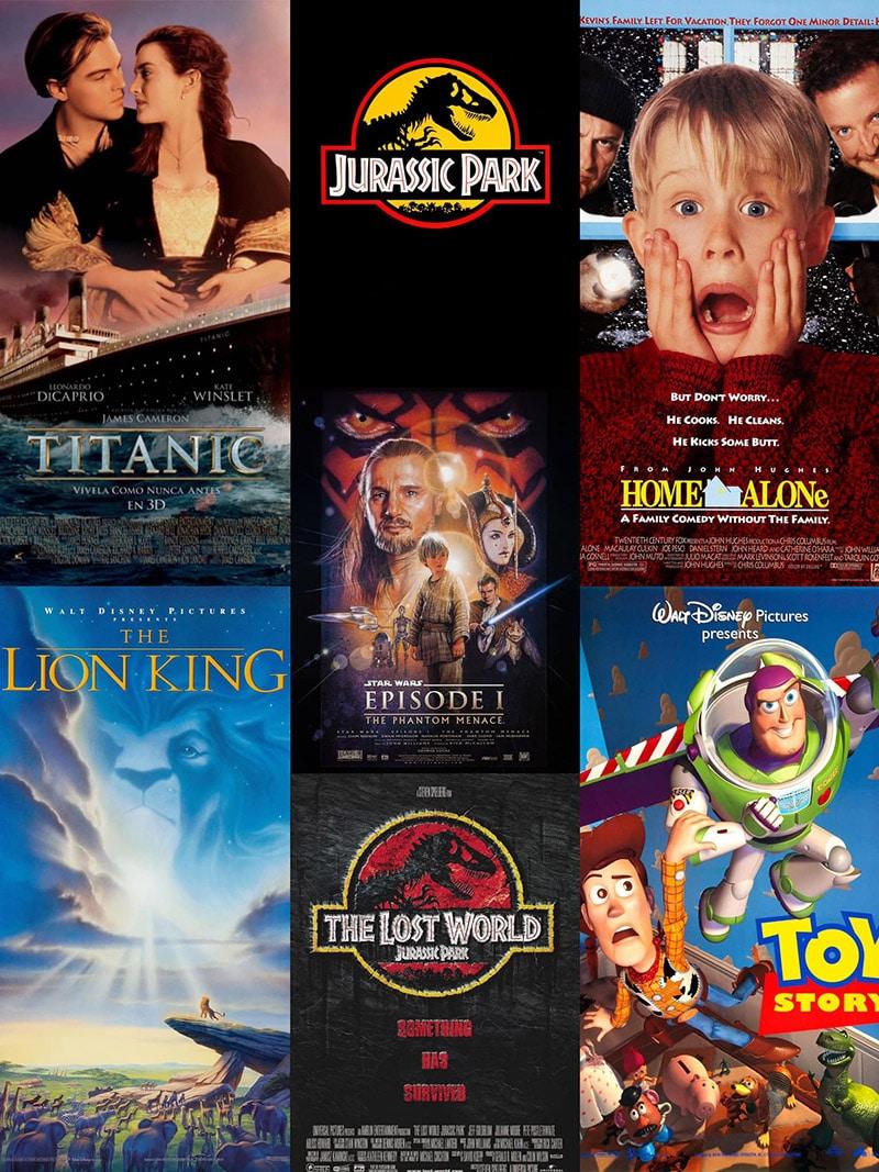 Cùng ngồi xuống và xem lại điện ảnh thập niên 90