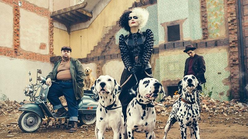 """Disney tung trailer đầu tiên cho """"Cruella"""" có Emma Stone đóng chính"""