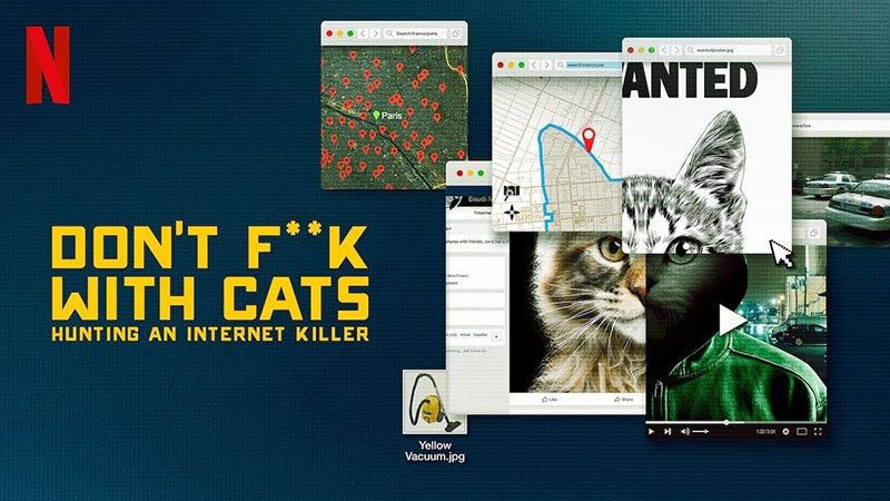 Review Don't F**k With Cats: Hunting an Internet Killer (2019)