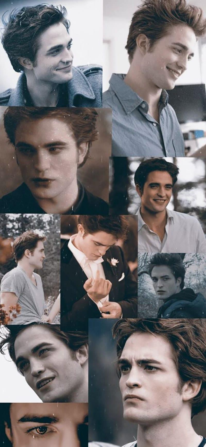 Edward Cullen (Robert Pattinson) - The Twilight Saga