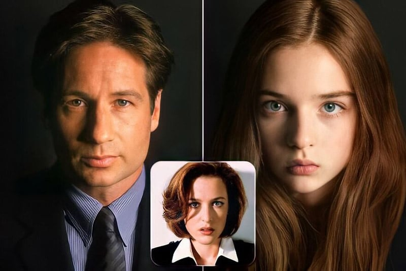 Fox Mulder và Dana Scully (The X-Files)