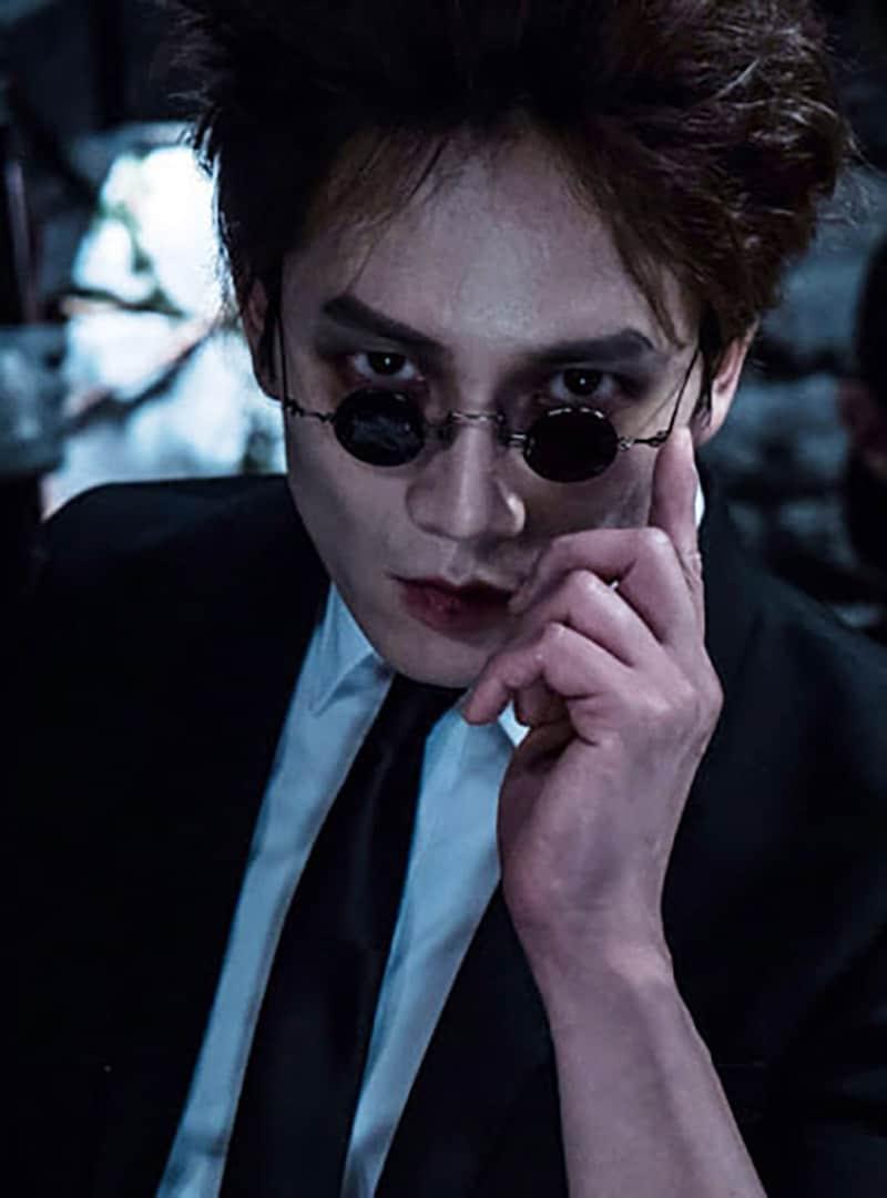Han Chang Ho (Ji Sung) - The Vampire Lives Next Door
