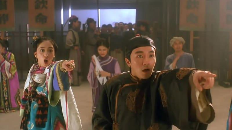 Justice, My Foot! (Xẩm Xử Quan) (1992)