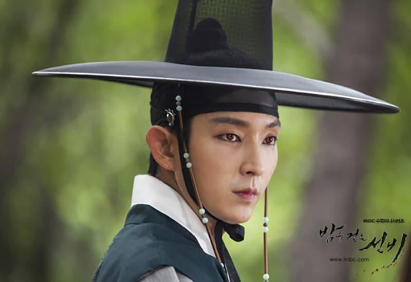 Kim Sung Yeol (Lee Jun Ki) - Thư sinh bóng đêm