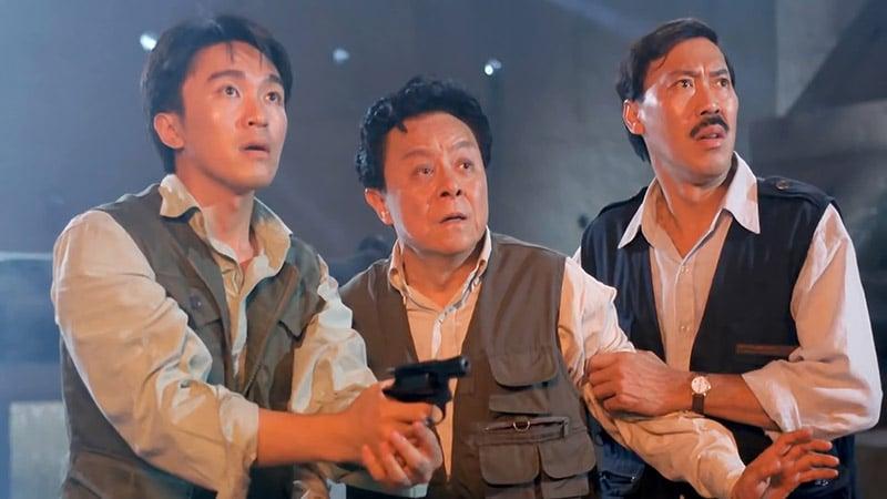Look Out, Officer! (Sư Huynh Trúng Tà) (1990)