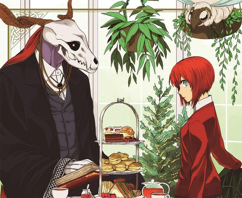 Manga The Ancient Magus' Bride lại bị tạm ngưng
