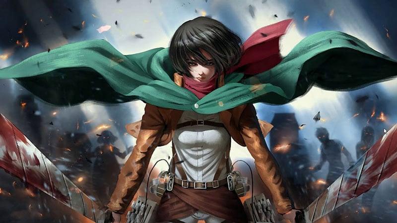 Mikasa Ackerman và những sự thật mà bạn chưa biết
