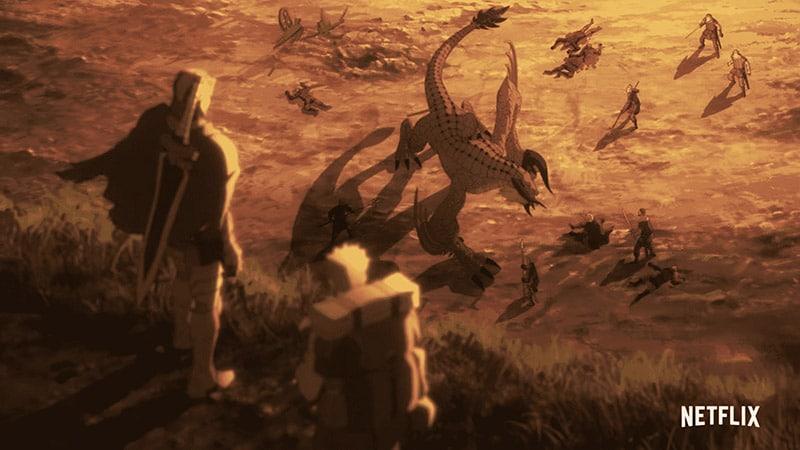 Netflix sẽ chuyển thể game Dota 2 thành series anime