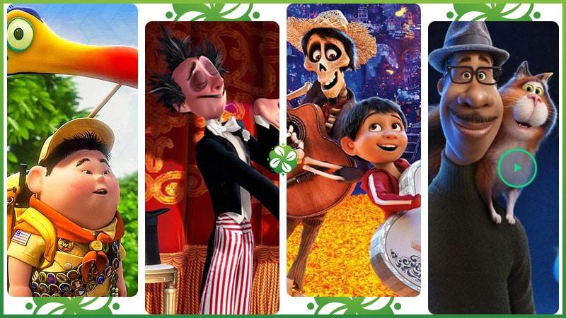 Phim hoạt hình hay nhất của Pixar