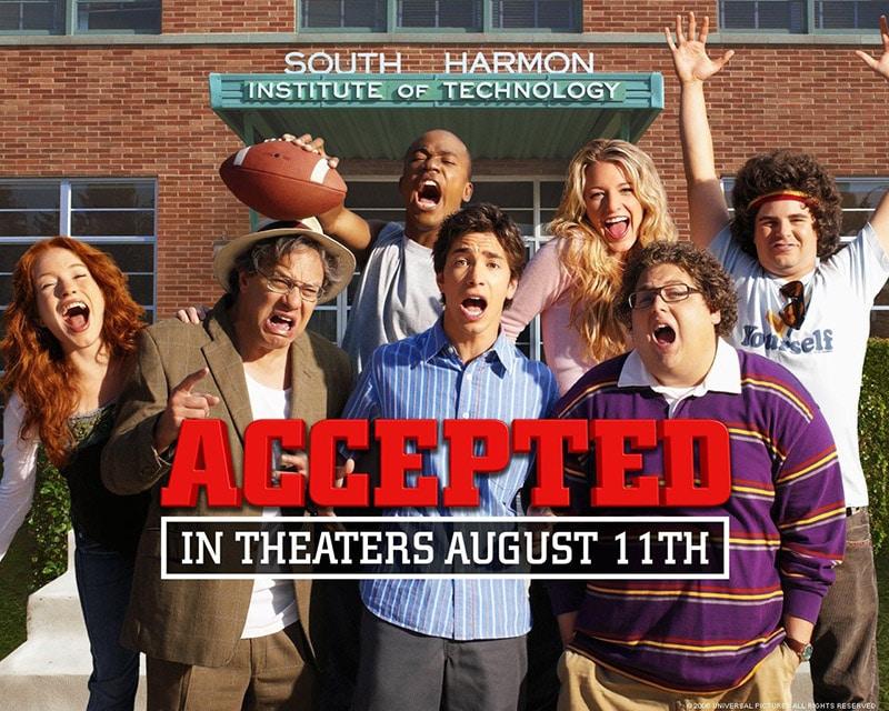 Review Accepted (2006): Sinh viên thời @