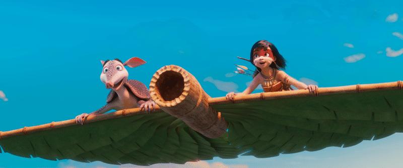Review Ainbo: Nữ chiến binh Amazon (2021)