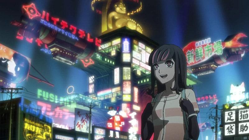 Review Akudama Drive (2020)