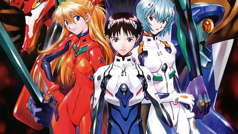 Review Neon Genesis Evangelion (1995)