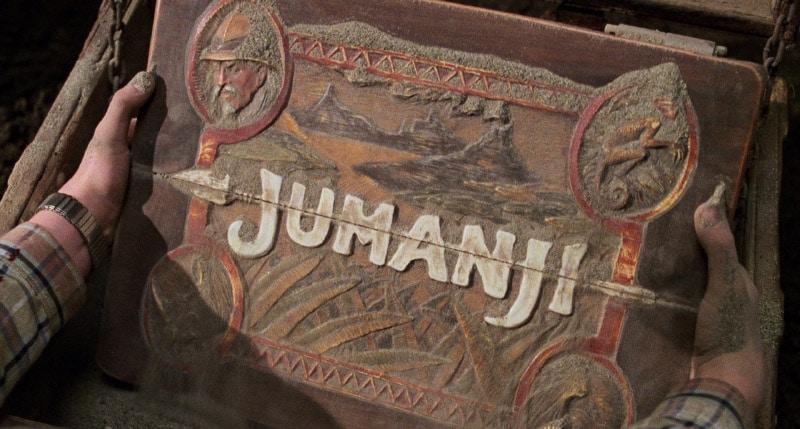 Review Jumanji (1995): Trò chơi kỳ ảo