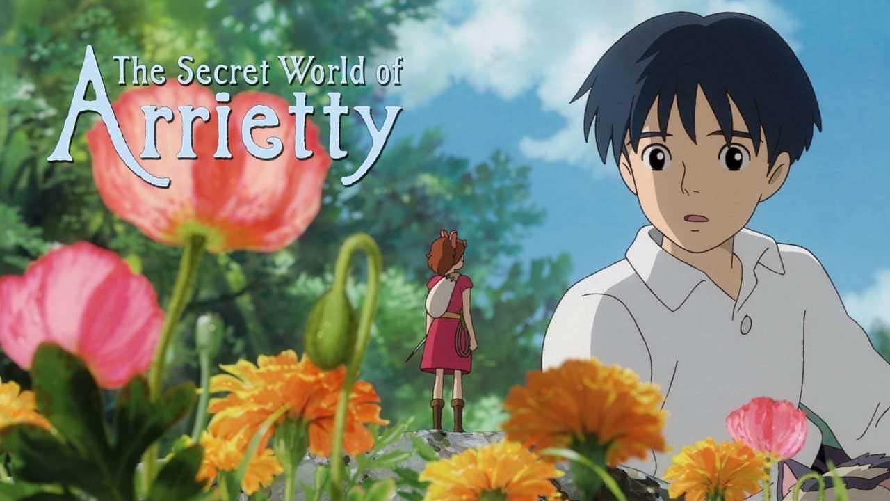 The Secret World of Arrietty (2010) - Thế Giới Bí Mật Của Arrietty