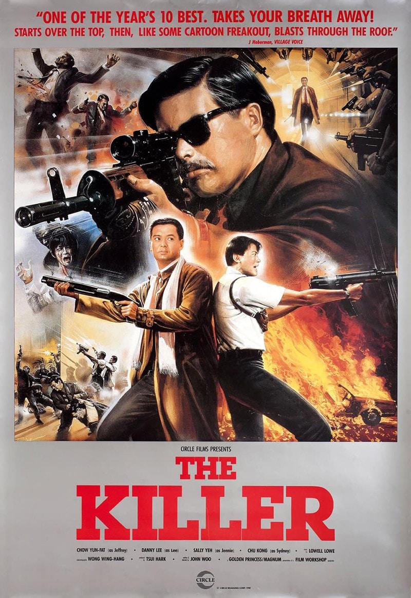 The Killer (Điệp Huyết Song Hùng) (1989)