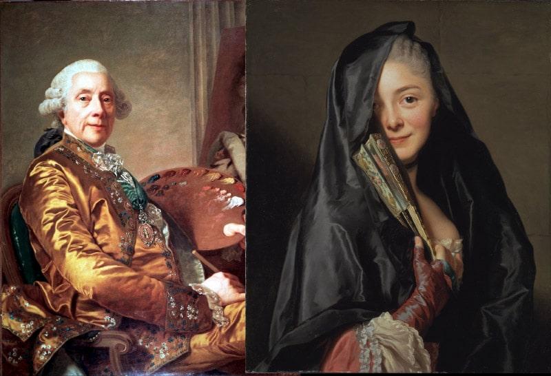 Tuyệt phẩm The Lady with the Veil và họa sĩ Alexander Roslin