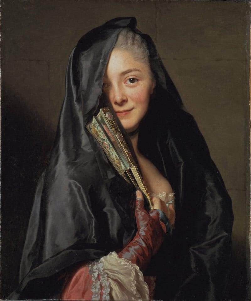 Tuyệt phẩm The Lady with the Veil
