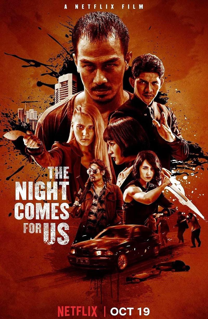 The Night Comes For Us (Màn Đêm Kéo Đến) (2018)
