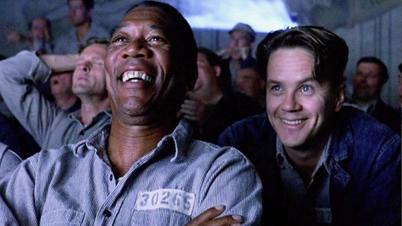 The Shawshank Redemption (Nhà tù Shawshank) (1994)