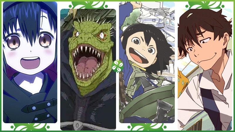 BXH Top 10 anime hay nhất năm 2020
