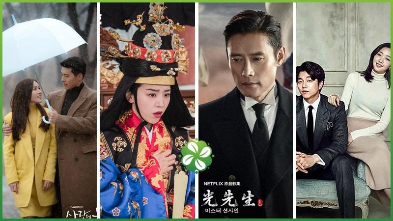 Top 5 bộ phim có tỷ lệ người xem cao nhất của đài TvN