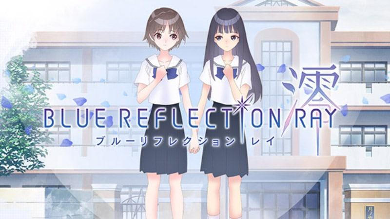 Anime Blue Reflection Ray sẽ được ra mắt vào ngày 9/4