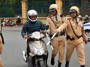 Tổng hợp các mức phạt các lỗi cơ bản dành cho xe máy
