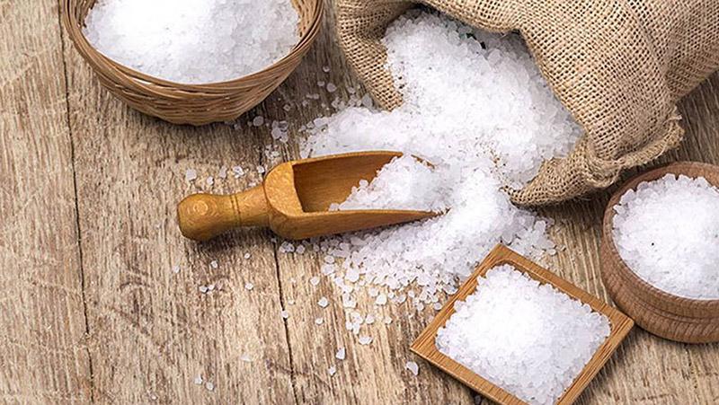 Giá trị của muối