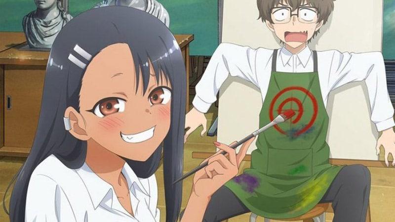Anime Ijiranaide, Nagatoro-san sẽ được ra mắt vào T4/2021