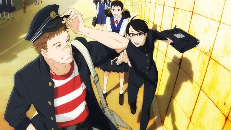 Review anime Kids on the Slope (2012): Giai điệu trên triền dốc