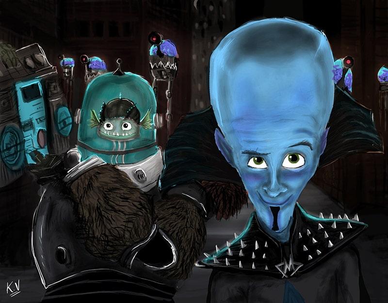 """Review Megamind: Phim hài """"đỉnh cao"""" của năm 2010"""